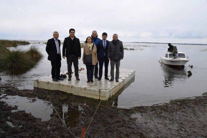 Komisyondan Kızılırmak Deltası'na Tam Not