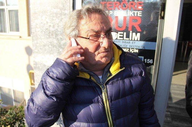 Telefonla 35 Bin Lirasını Dolandıranlara Beddua Yağdırdı
