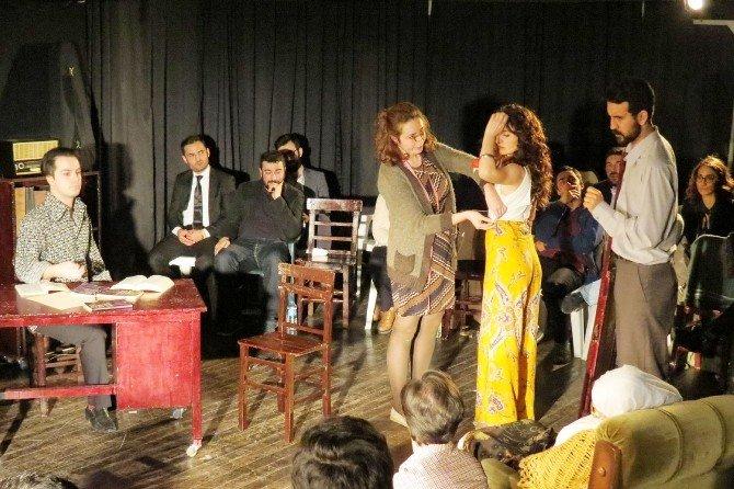 Sanatçı Adayları Dünya Tiyatrolar Gününü Kutladılar