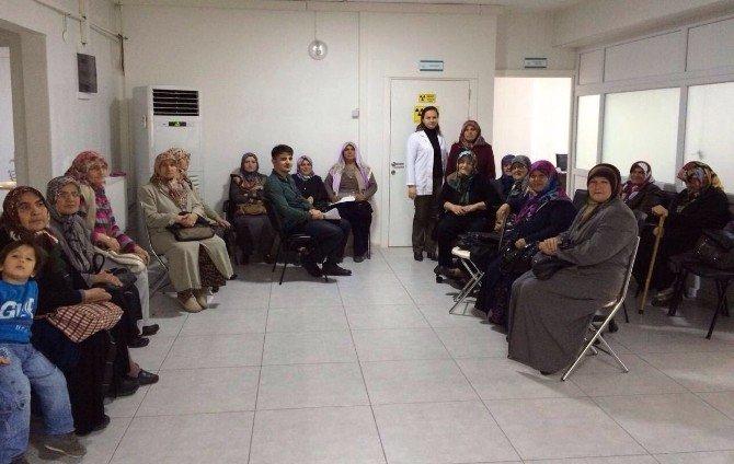 Saruhanlı Belediyesinden Kadınlara Ücretsiz Sağlık Hizmeti