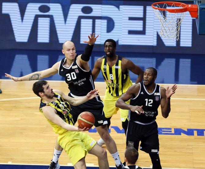 Fenerbahçe: 100 - Beşiktaş Sompo Japan: 80