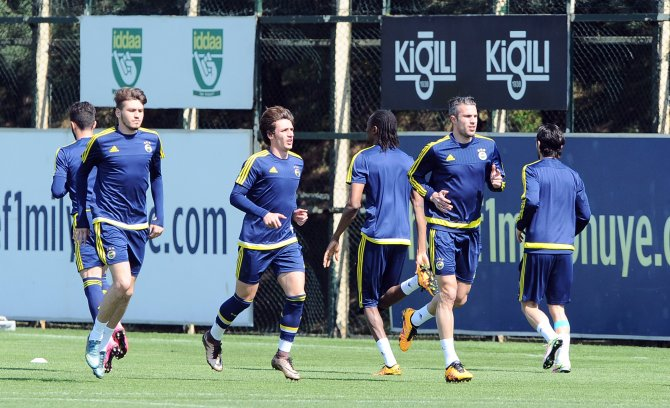 Fenerbahçe'de üç günlük izin sona erdi