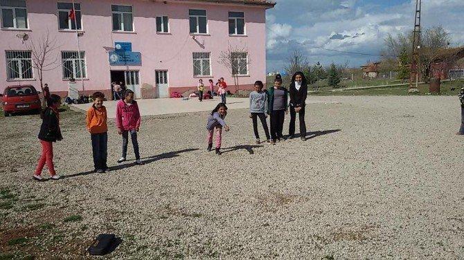 Alembeyli İlk-ortaokulu Öğrencileri Bocce İle Tanıştı