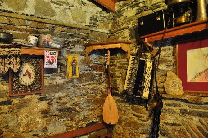 Tarihi Değirmen Müze Restoran Oldu