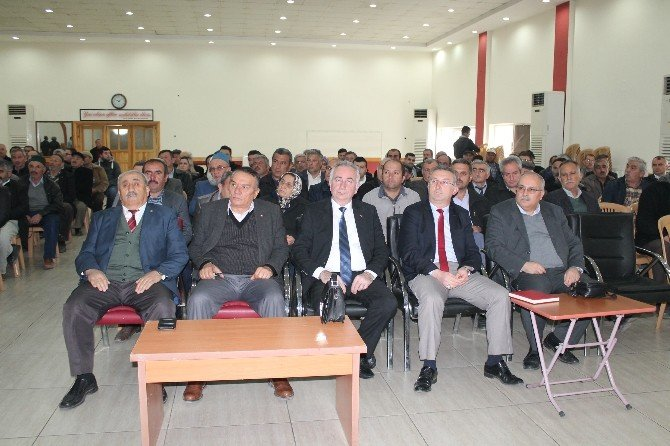 Tosya'da Kırsal Kalkınma Semineri Yapıldı