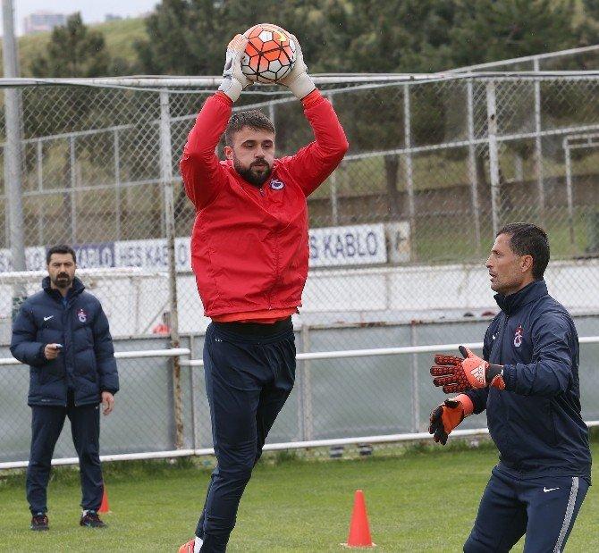 Trabzonspor, Gaziantepspor Maçı Hazırlıklarını Sürdürdü