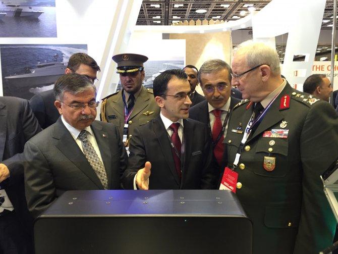 'Duvar arkası radar' ilk kez Katar'daki fuarda sergilendi