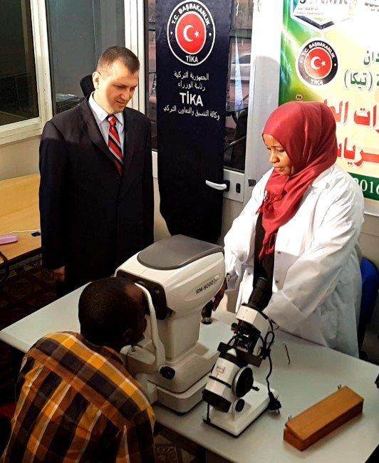 TİKA Sudan'da Sağlık Projelerine Devam Ediyor