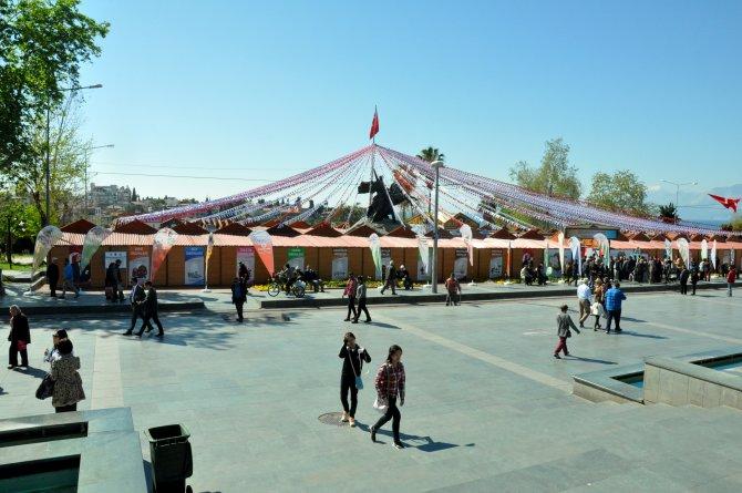 62 ceza infaz kurumundaki tutuklu ve hükümlünün sergisi açıldı