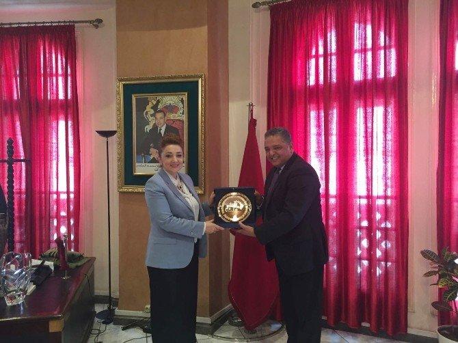Türkiye İş Dünyası İle Fas Krallığı Ticaret Odası İşbirliği Yaptı