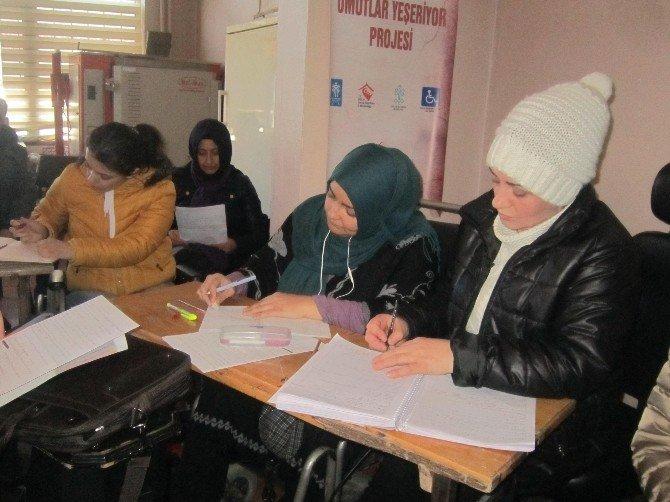 Engelli Kamu Personeli Sınavı İçin Ücretsiz Hazırlık Kursu