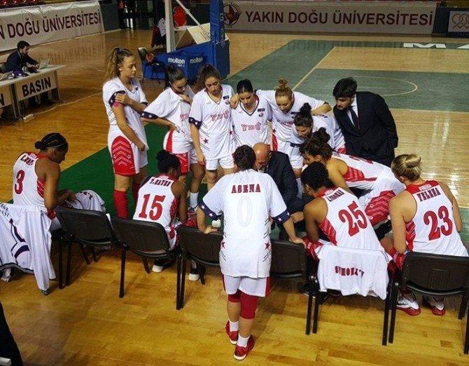 Yakın Doğu Üniversitesi Kadın Basketbol Takımı, BOTAŞ Deplasmanına Çıkıyor