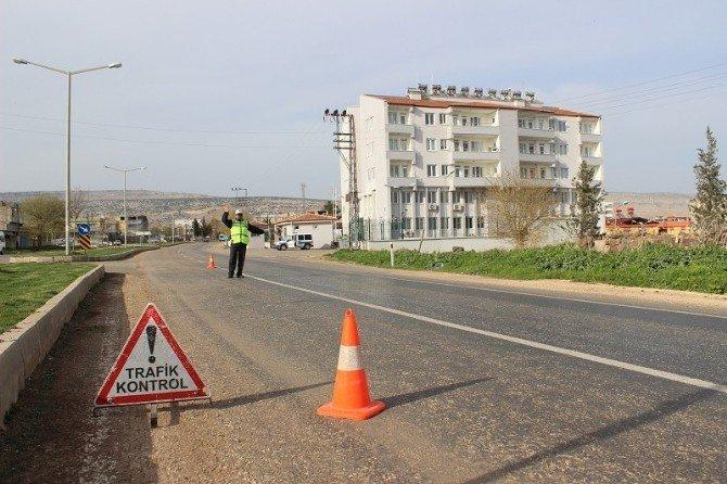 Emniyet Amirliği Güvenlik Nedeniyle Yol Kontrollerini Arttırdı
