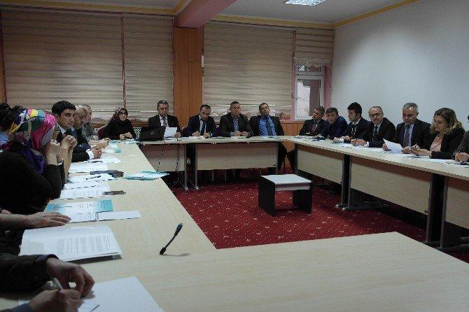 Yozgat'ta Hastanelerde Görevli Tıbbi Cihaz Sorumlularına Eğitim Verildi