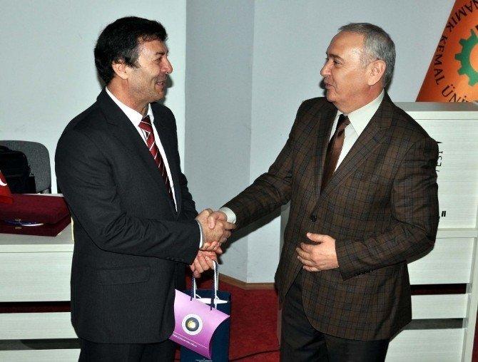 Namık Kemal Üniversitesi'nde Kütüphanecilik Haftası Etkinlikleri