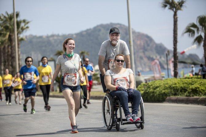 Wings for Life Dünya Koşusu'nda 2 yılda 7.1 milyon Euro yardım toplandı