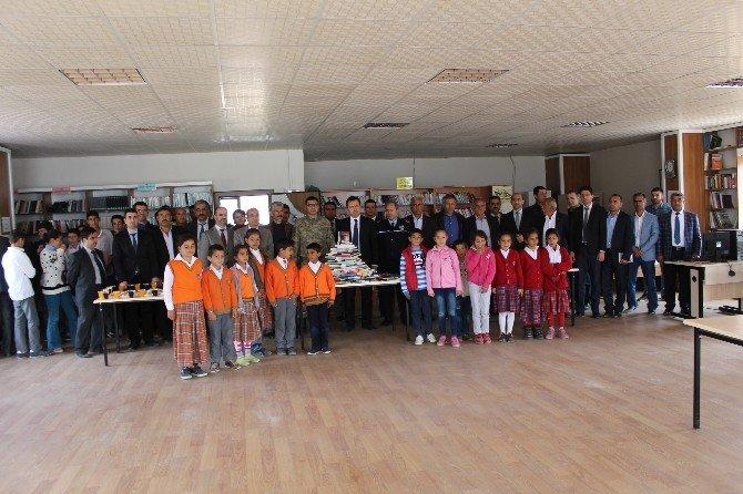 Samsat'ta Kütüphaneler Haftası Kutlandı