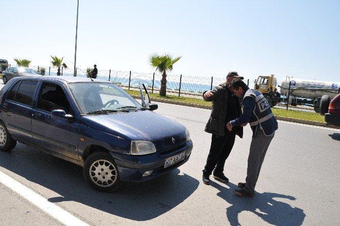Alanya'da Polis Ekipleri Denetimlerini Sıklaştırdı