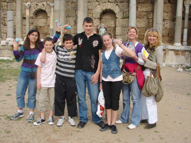 Yerleşik yabancılar Paskalya Bayramı kutlamalarına başladı