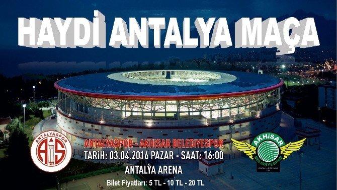 Antalyaspor'dan Billboardlı Çağrı