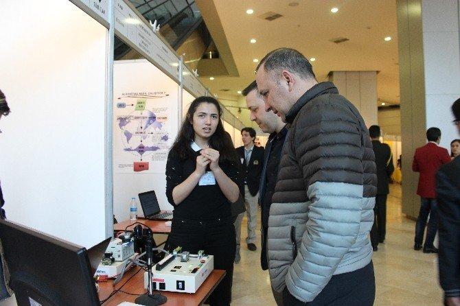 Geleceğin Projeleri İzmir'de Yarıştı