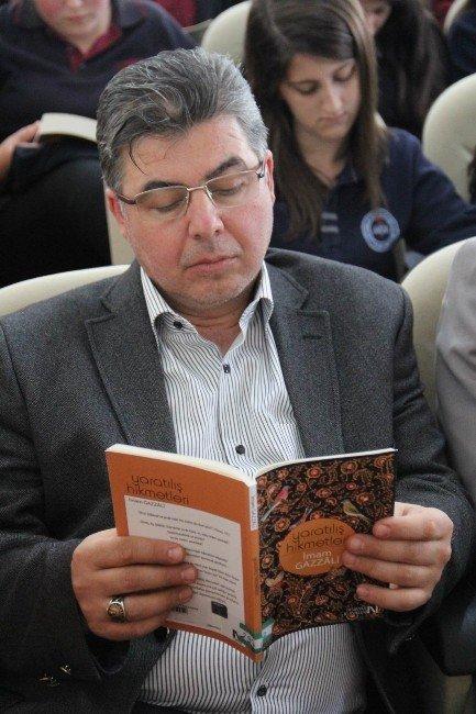 Babaeski'de Kitap Okuma Etkinliği