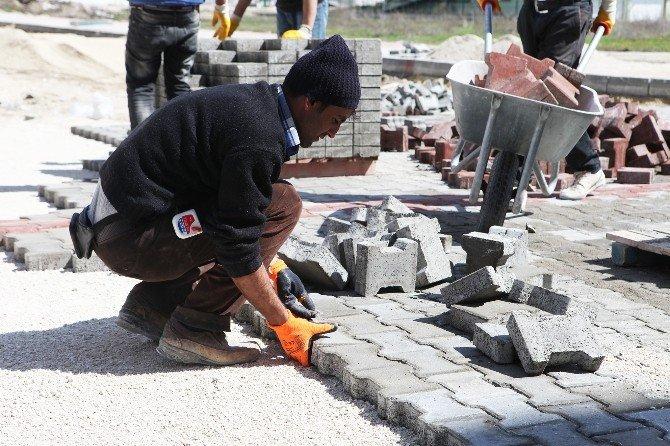 Bolu Belediyesi Yaz Harekatına Başladı
