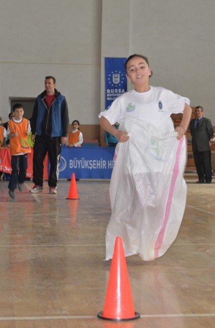 Orhangazi'de Spor Coşkusu