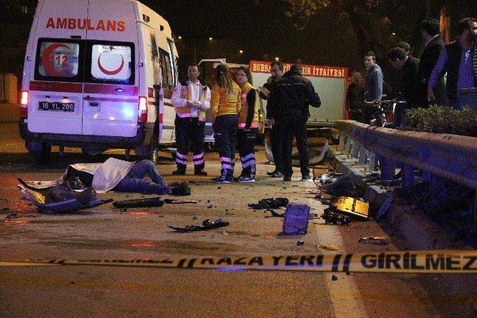 Alkollü Sürücü Dehşet Saçtı: 1 Ölü, 3 Yaralı