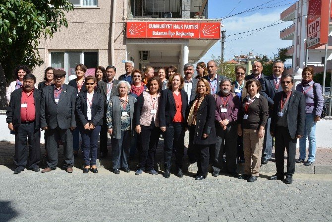 Dalaman CHP Eğitim Semineri Düzenledi