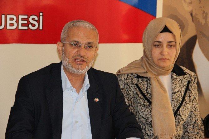 """Sofuoğlu: """"Atatürk Bahane Kemalizm Üzerinden İmtiyaz Şahane"""""""