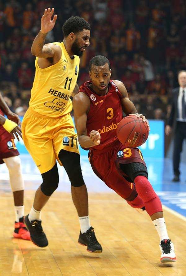 Galatasaray Odeabank: 89 - Gran Canaria: 75