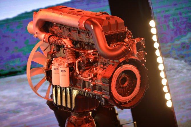 Ford Otosan yeni nesil Ecotorq motorun seri üretimine başladı