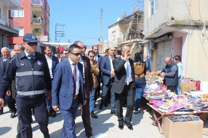 """Arsuz'da """"Ğid Sabatağş"""" Bayramı Kutlanıyor"""