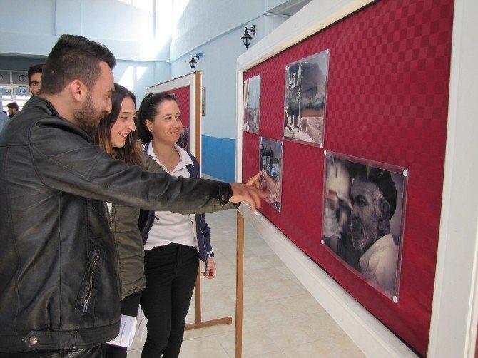 Hisarcık MYO'da Fotoğraf Sergisi