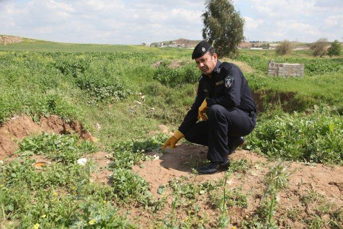 Saddam döneminde piknik alanına mayın döşendiği ortaya çıktı