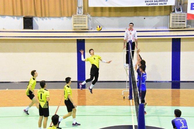 Voleybolda Şampiyon, Süleymanpaşa Belediye Gençlik Spor