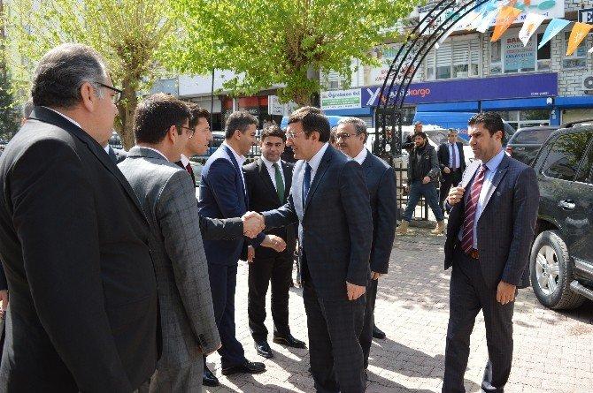 """Bakan Yılmaz: """"Cizre'de Güvenli Ortam Oluştu"""""""