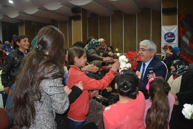 Karslılardan Başkan Karaçanta'ya Sevgi Yumağı