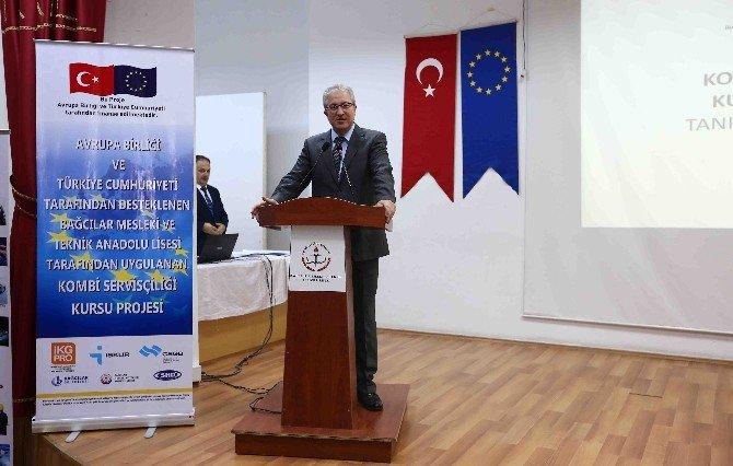 Bağcılar'da 10 Euro Harçlıklı İş Garantili Meslek Kursu