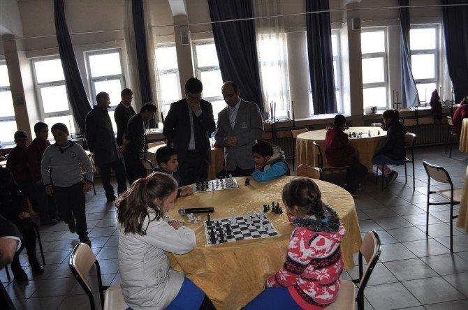 Kaymakamlık Satranç Turnuvası Sona Erdi