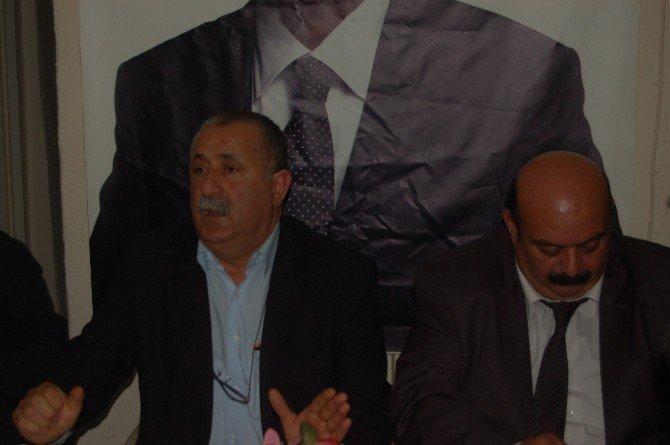 Belediye Başkanı Mutan Lapseki CHP İlçe Teşkilatını Ziyaret Etti