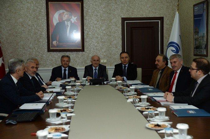 Kudaka 75.yönetim Kurulu Toplantısı Erzurum'da Yapıldı