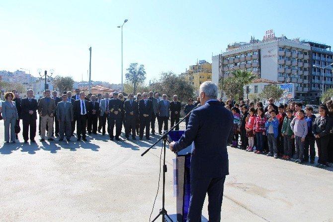 Kütüphane Haftası Kuşadası'nda Etkinliklerle Kutlandı