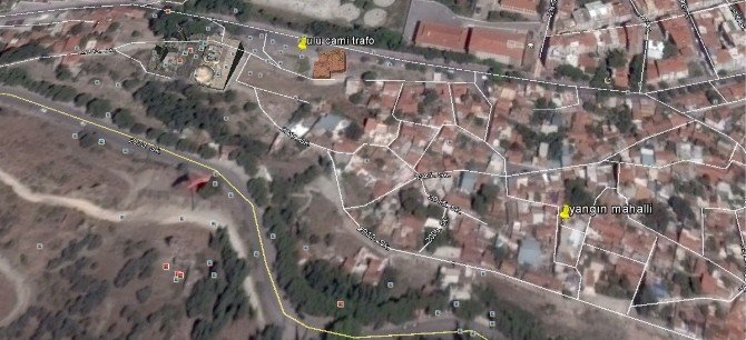 Gdz Elektrik'ten 'Trafo Patlaması Evi Yaktı' Haberlerine İlişkin Açıklama