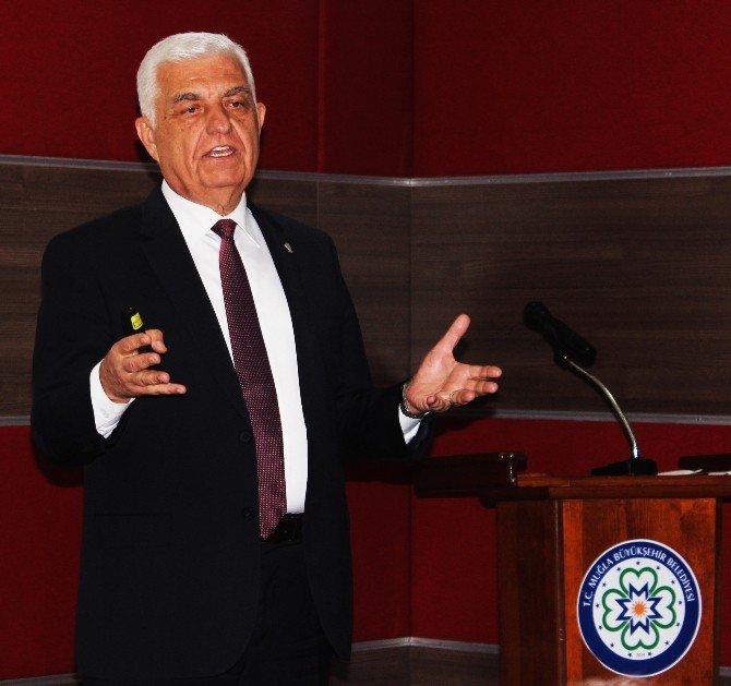 Muğla Büyükşehir Belediyesi 2. Yılını Kutladı