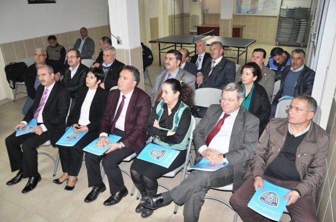 Ödemiş'te Geniş Katılımlı Güvenlik Toplantısı