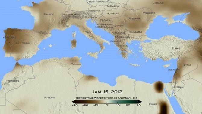 Orman Bakanlığı: 9 asrın en kötü kuraklığı Türkiye için geçerli değil