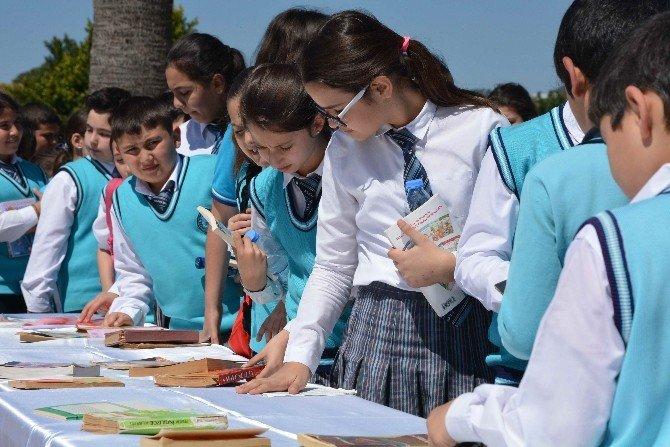 Ortaca'da Sessiz Okuma Etkinliği