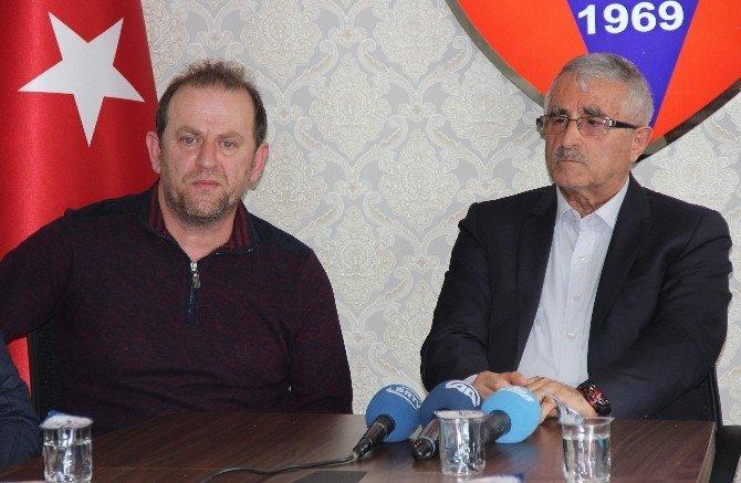 Karabükspor Başkanın'dan Bolu Maçı Öncesi Birlik Çağrısı